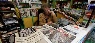 Wie Europas Rechte an der Macht Medien beeinflussen