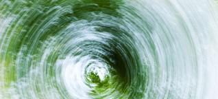 Plötzlich verschwimmen die Konturen - Hypnose, higgs