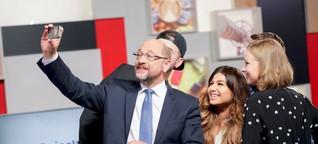 Martin Schulz im YouTuber-Interview: Der nette Onkel von nebenan