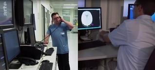 Xenius - Telemedizin - Wenn der Arzt per Datenleitung kommt | ARTE