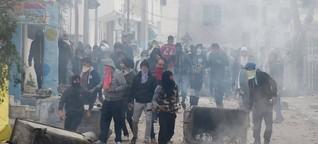 Proteste in Tunesien: Das tunesische Wunder verblasst