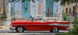 Vuelve el glamour a La Habana