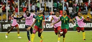 Afrikafußballmeisterschaft der Frauen