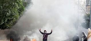 Tunesiens Jugend radikalisiert sich weiter