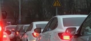 Staus und marode Straßen gefährden Wirtschaftsstandort Deutschland