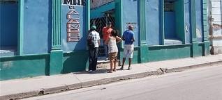 Kuba steht, Kuba geht