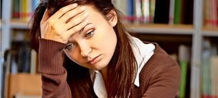 Stress und Leistungsdruck bei Studierenden: Versagensängste an der Uni