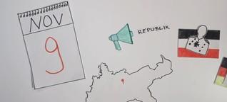 Was geschah bei der Novemberrevolution? | FINK.HAMBURG