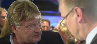 Liveticker: Landtagswahl in Hessen/AfD-Wahlparty