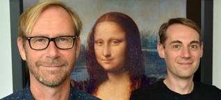 Mona-Lisa-Effekt enttarnt - Sie schaut doch nicht