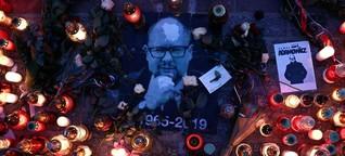 """Trauer um Pawel Adamowicz: Dann brach aus, was """"polnisch-polnischer Krieg"""" genannt wird"""