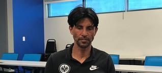 """SGE-Sportdirektor Bruno Hübner: """"Team hat Leidenschaft und Gier"""""""