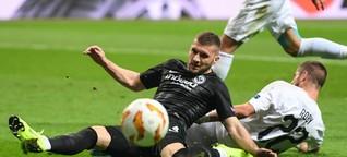 Eintracht Frankfurt: Rebic der Gewinner der Wintervorbereitung
