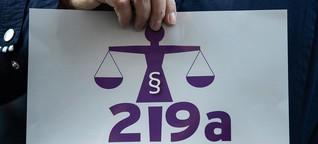 GroKo einigt sich: Paragraf 219a bleibt - mit Zusatz