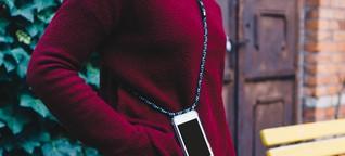 Handyketten: Hört endlich auf, euer Handy um den Hals zu hängen!
