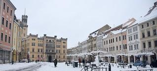 Kurzmeldungen zum Schneefall | Alle Flüge am Flughafen Dresden gestrichen | MDR.DE