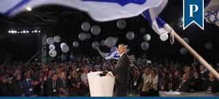 """""""Israel zuerst"""": Aufstieg eines Politstars"""