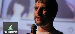 'Russische Propaganda kinderleicht' - Jan Lindenau beim Journalism on Stage #1
