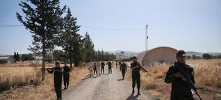 """Grenzsicherung in Tunesien - """"Weniger Geflüchtete kommen deswegen nicht"""""""