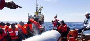Trawler gegen Ohnmacht