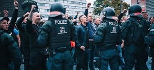 Chemnitz: Der Abend, an dem der Rechtsstaat aufgab