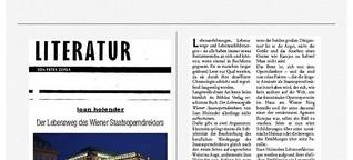 Staatsoperndirektor Holender: Sein Lebensweg