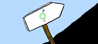 """Warum die intersexuelle Jeanne nicht """"divers"""" in den Pass eintragen lässt"""