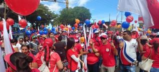 Parlament in Costa Rica stimmt trotz Protesten Sparplänen zu