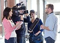 Digitaljournalismus - Ausbildungswege in Bayern - BLM plus Blog