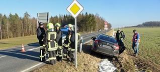Polizeimeldungen aus der Oberlausitz: Explosion in Eibau, Reizgas in Hoyerswerda und Unfälle in Hainewalde und Dauban | MDR.DE