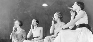 Zigaretten - Mut zur Fluppe
