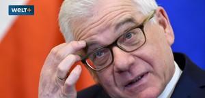 Außenminister von Polen: Jacek Czaputowicz kritisiert Nord Stream 2