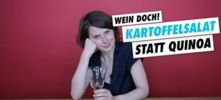Franziska hasst Ausgeglichenheitswahn - watson
