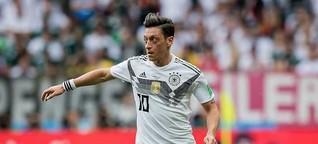 Mesut Özil ist nicht zurückgetreten