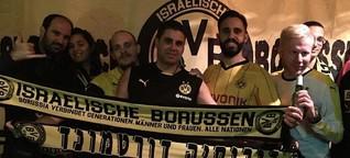 Borussia Dortmund fanclub unites football fans in Israel