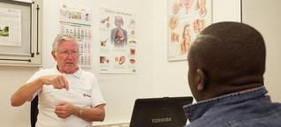 Medizinische Hilfe für Flüchtlinge: Insulin ist gerade aus