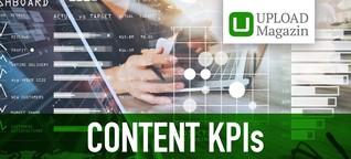 Einführung Content-KPIs: Den Erfolg von Inhalten messen