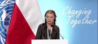 Klimawandel: 16-Jährige gibt der Bewegung ein Gesicht