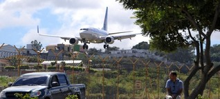 Menschenrechte in Honduras - Flughafen-Neubau sorgt für Diskussionen