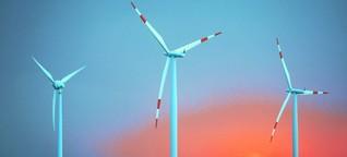 Windkraft: Bürger sollen mehr Einfluss und Informationen erhalten