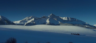 The Hateful Eight - Der erste Trailer ist da!