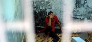 Strafanzeige wegen Folter in Assads Gefängnissen