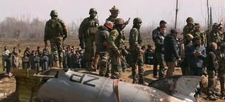 Kaschmir-Konflikt eskaliert: In der Gewaltspirale