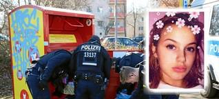 Rebecca Reusch: Polizei sucht nach 15-Jähriger aus Britz - Kleidung gefunden