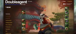 World of Warcraft: World of Peacecraft - ZEIT