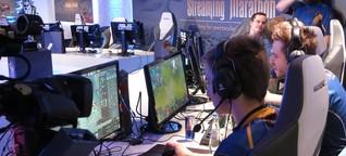E-Sport: Der Endgegner ist der Schlaf - ZEIT