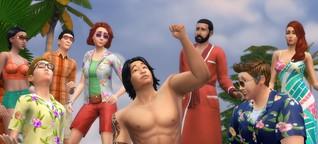 """""""Die Sims 4"""": Witziger als Liebeskummer ist nur der Tod - ZEIT"""