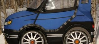 Dieses E-Bike kann sich jederzeit in ein Mini-Elektroauto verwandeln - WIRED