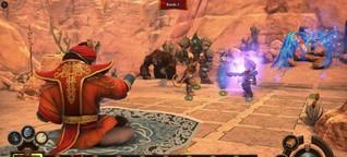 Strategiespiel Might & Magic Heroes 7 im Test - WELT