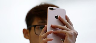 So wenig kostet die iPhone-7-Produktion